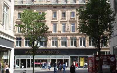 Then & Now – Merseyside streets