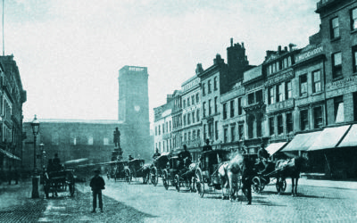 Then & Now – St Ann's Square