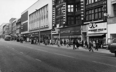 Then & Now – Lord Street, Liverpool