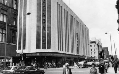 Then & Now – Kendals department store