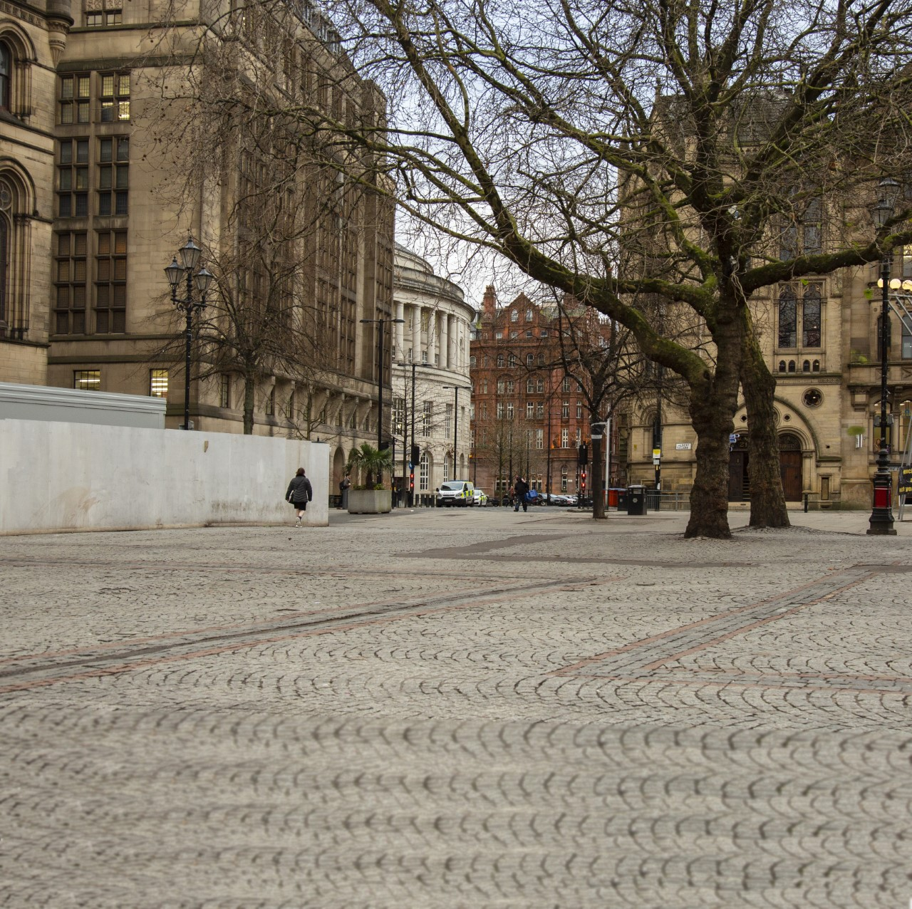 Albert Square, Manchester - Now