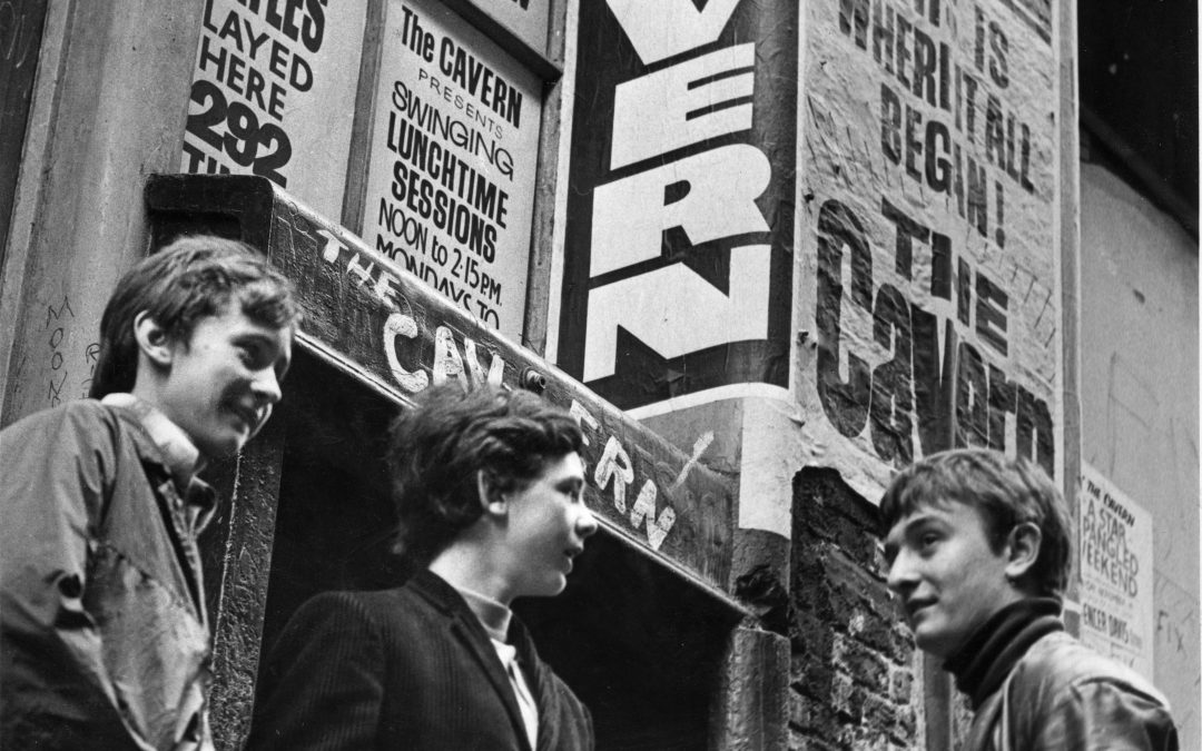 Then & Now – Cavern Club, Liverpool