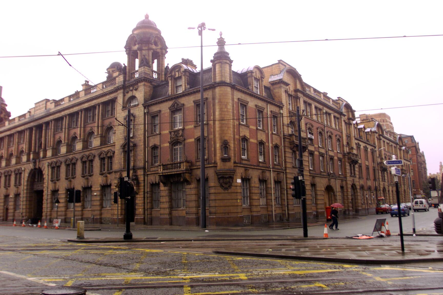 London Road Fire Station, Manchester  - Now