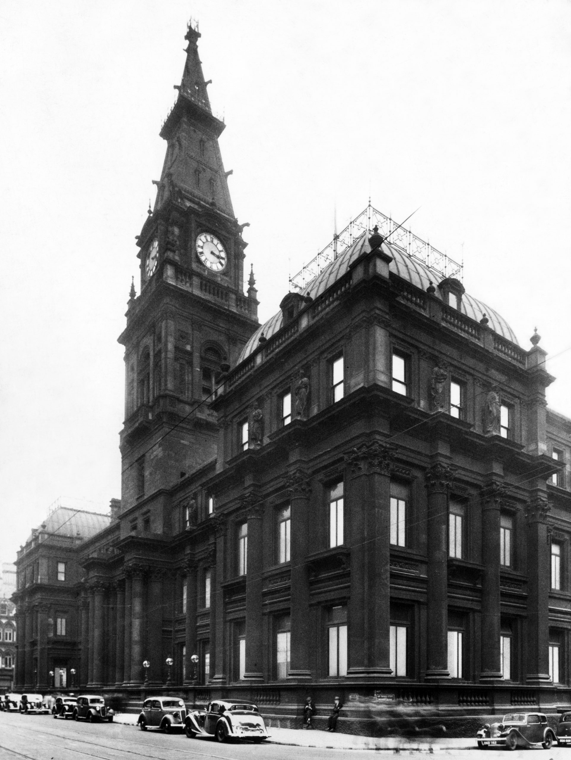 Then & Now – Municipal Buildings, Liverpool