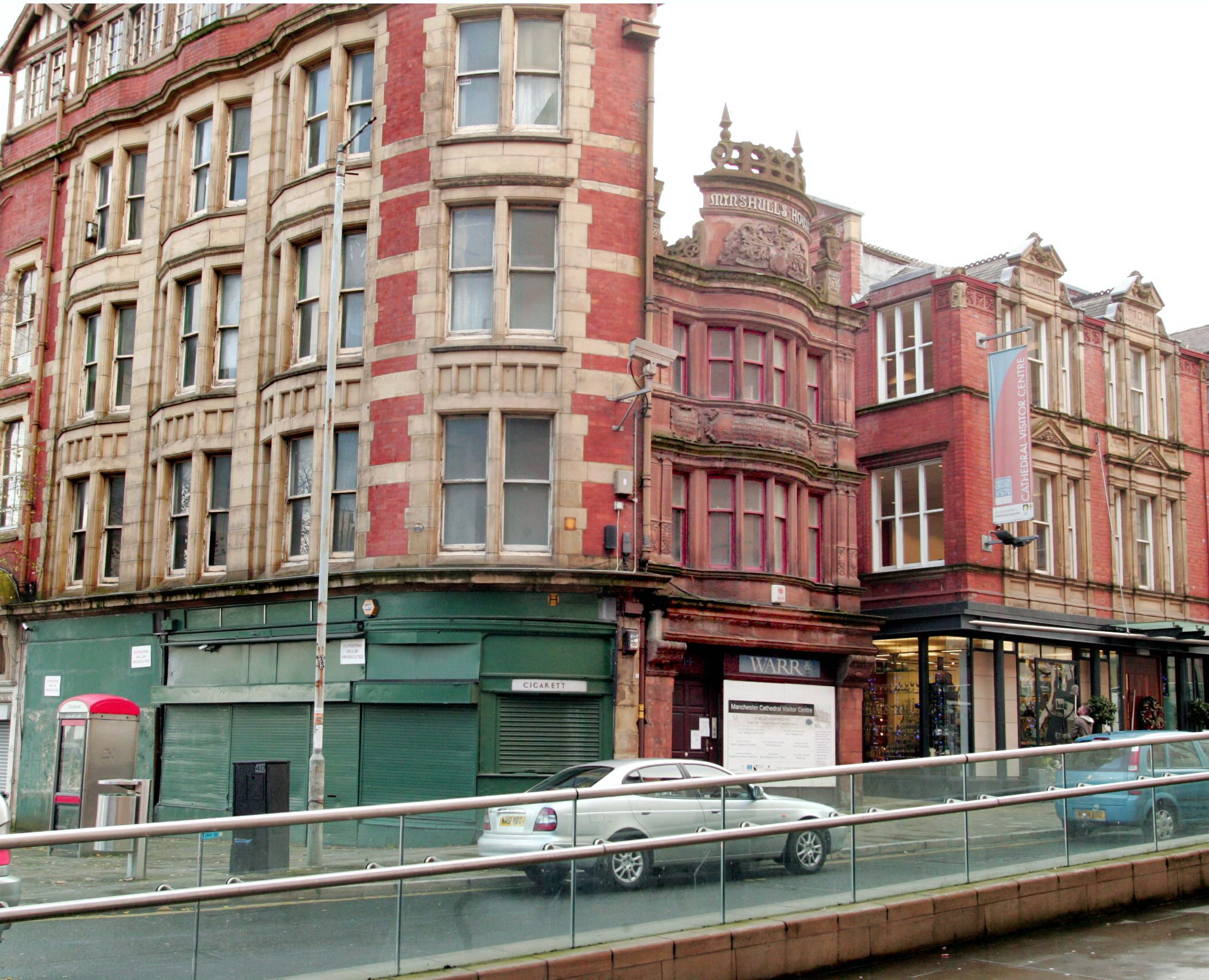 Cateaton Street, Manchester  - Now