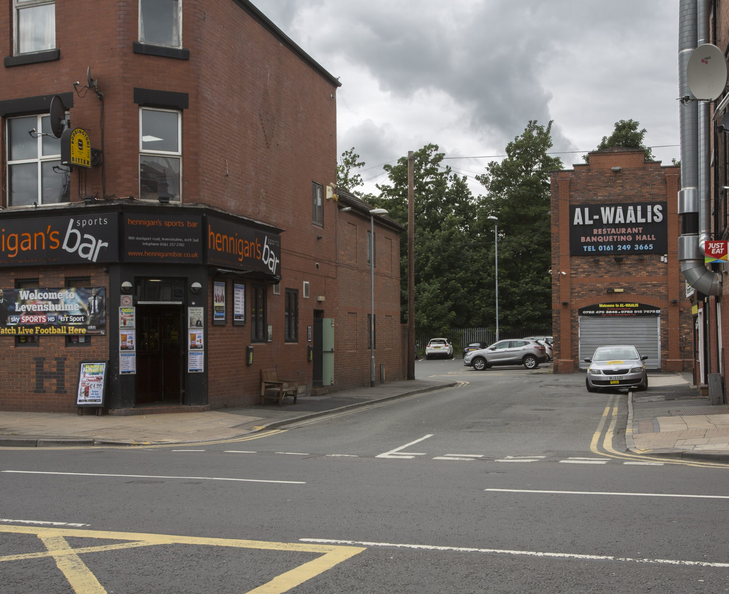 Farm Side Place, Manchester - Now