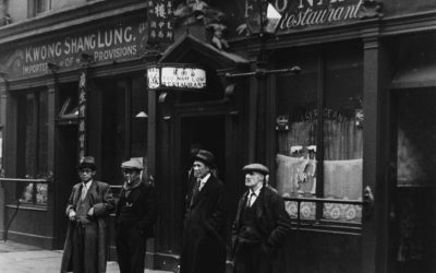Then & Now – Kwong Shang Lung store, Liverpool