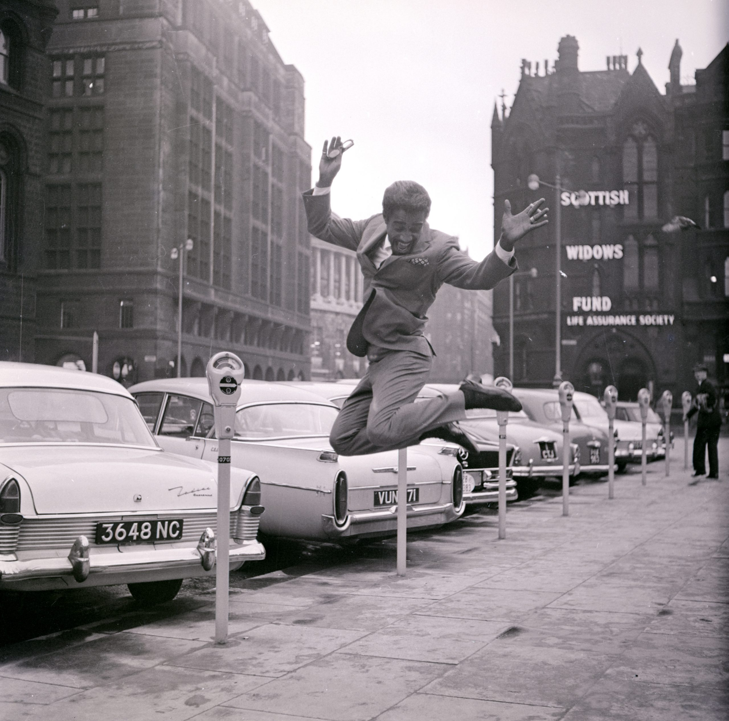 St Peters Square, Manchester - Then