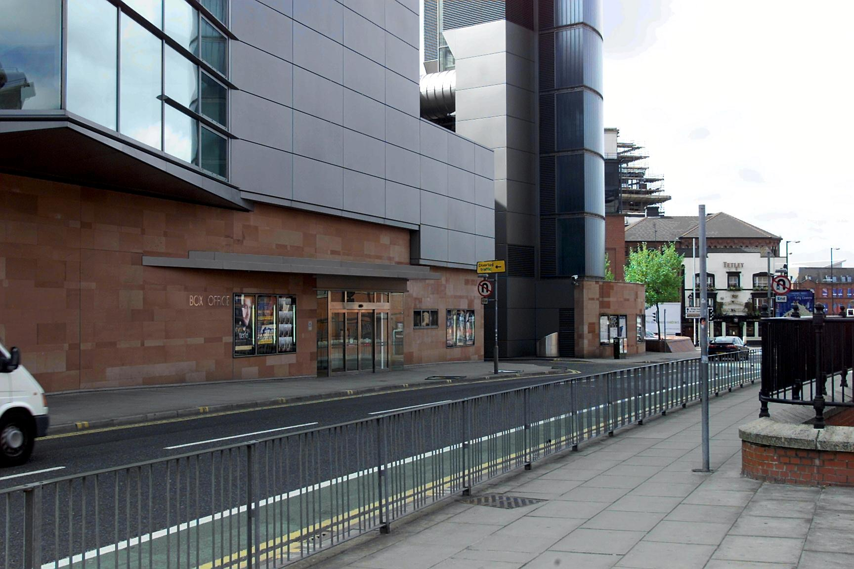 Lower Mosley Street, Manchester - Now