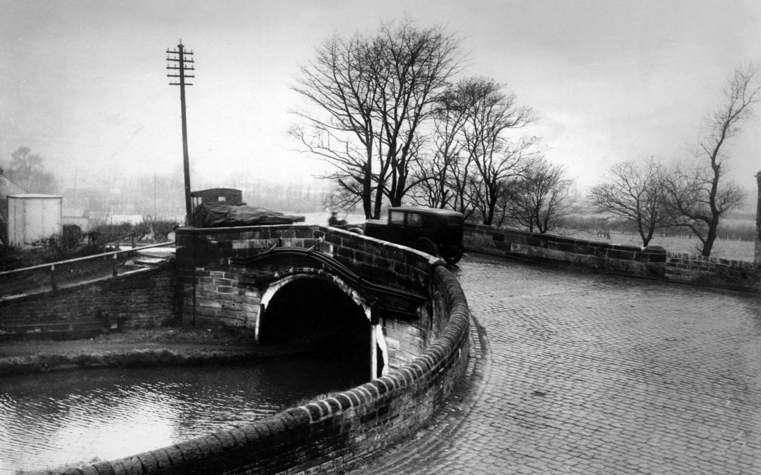 Then & Now – Liverpool Canal at Maghull, Sefton