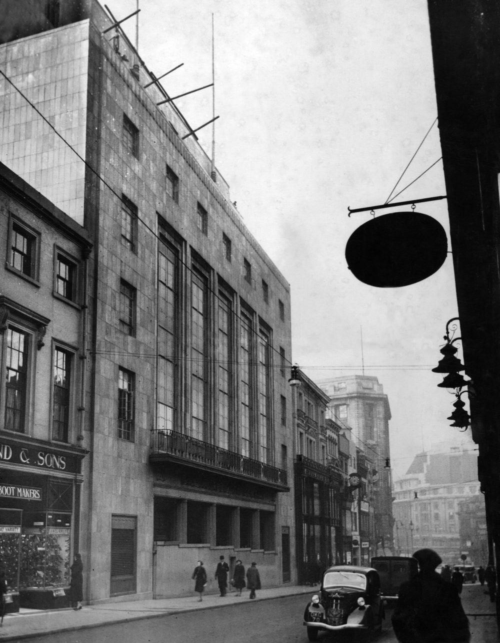 Then & Now – Bold Street, Liverpool