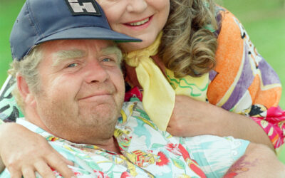 iNostalgia looks back on the life of Geoffrey Hughes – one of the most familiar faces on British TV