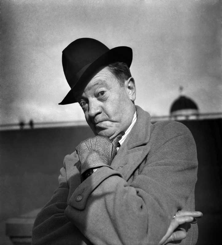Toxteth actor and comedian Tommy Handley, February 1948
