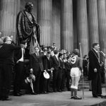 Everton at St George's Hall Then