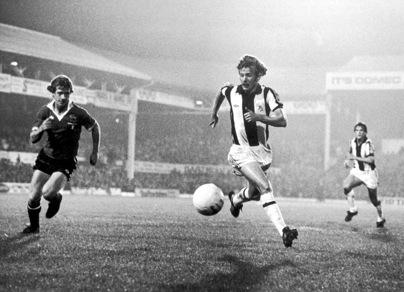 West Bromwich Albion V Manchester United, 1979
