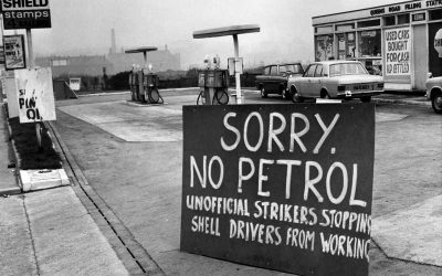 Sorry No Petrol Here