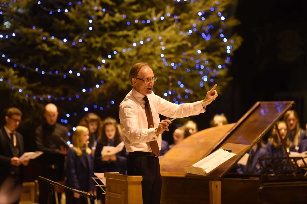 Carol Concert in Liverpool Cathedral