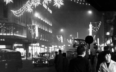 Christmas Lights – Lord Street, Liverpool