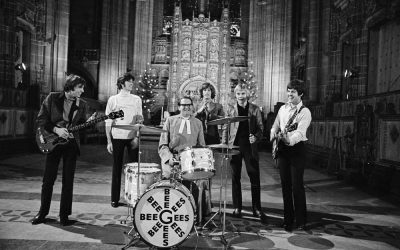 Bee Gees at Liverpool Cathedral