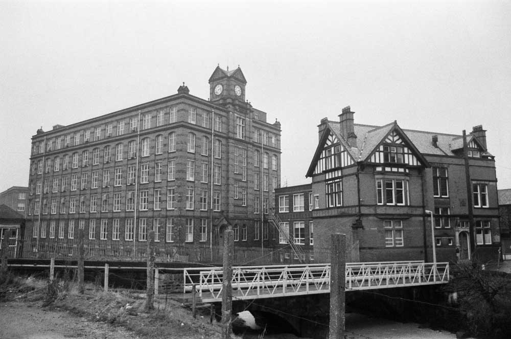 Closing of the Eagley Mills, 1972