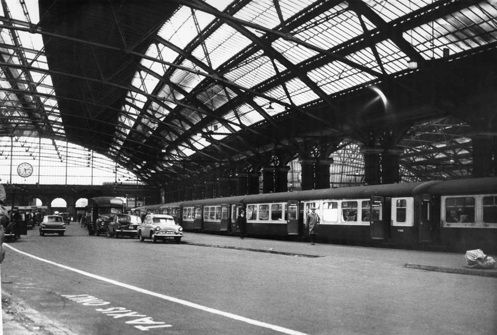 Lime Street Station Interior