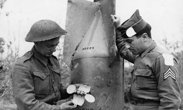 Manchester soldier meets American ally at Anzio during WW2