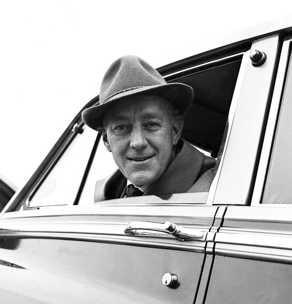 Alec Guinness from Tinker, Tailor, Soldier, Spy, May 1958