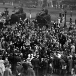 VE Day St George's Hall 1945