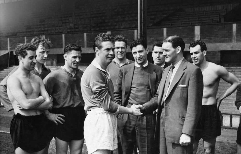 Anfield Signing 1958