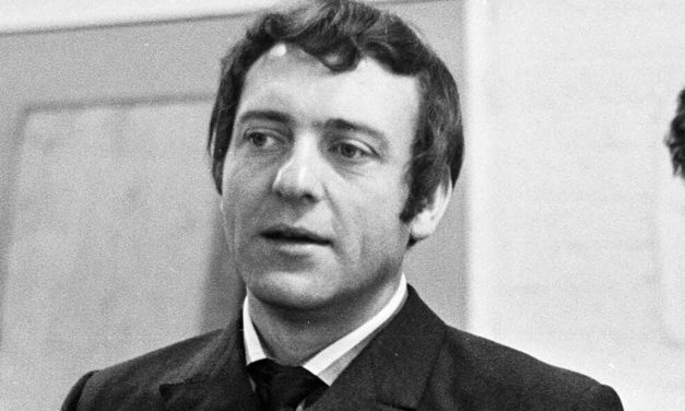 Harry H Corbett