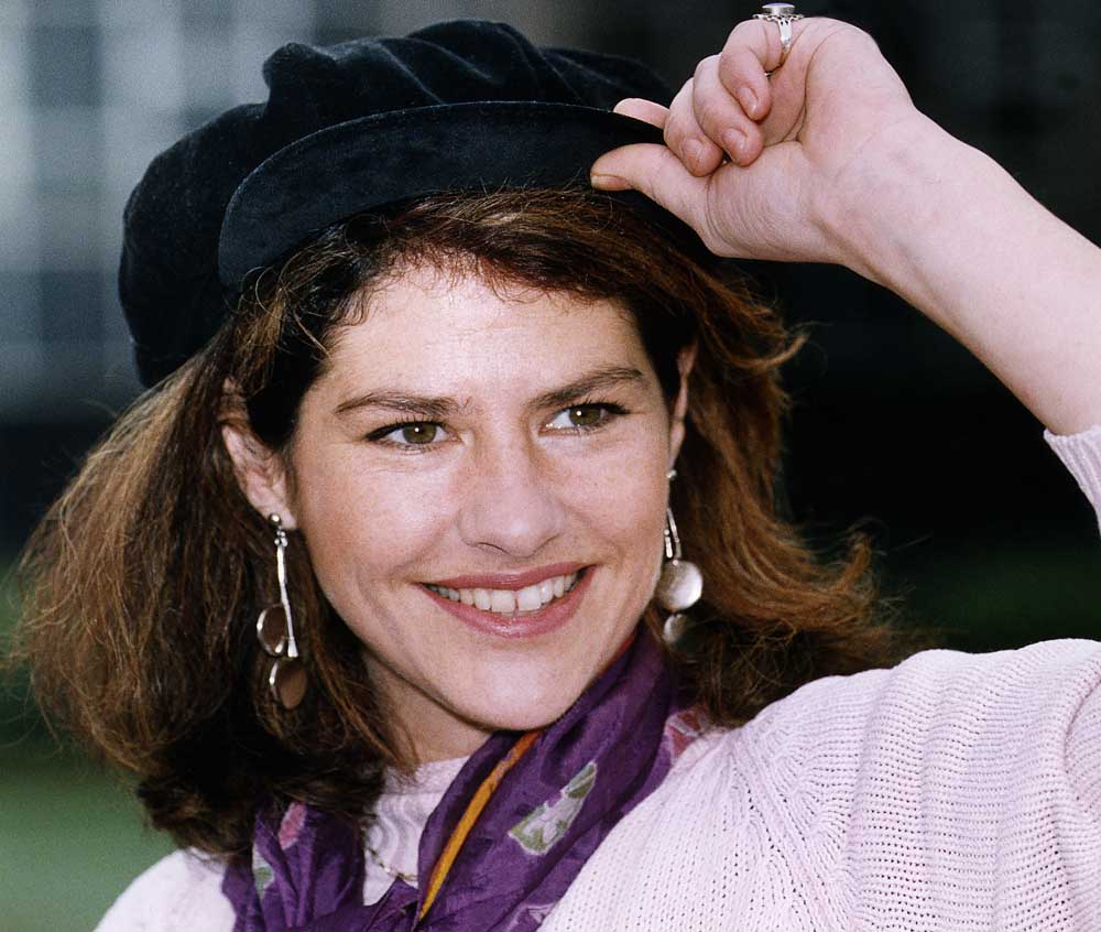 Denise Black portrayed the young Pat Phoenix on TV, January 1993