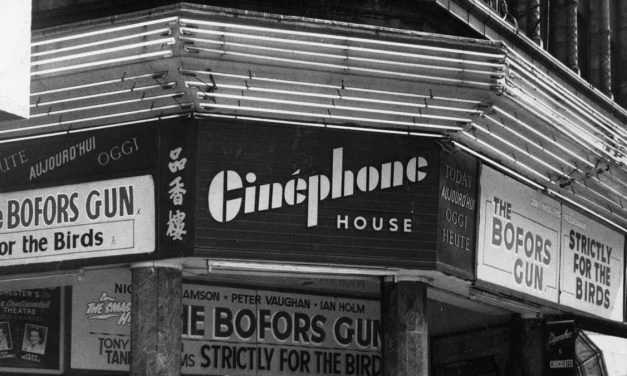 Cinephone picture house 1973